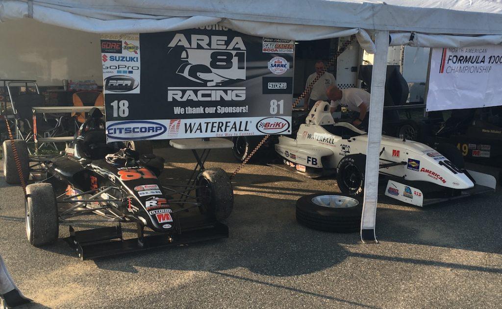 Area 81 Racing Heats up New Jersey SCCA Majors Thumbnail