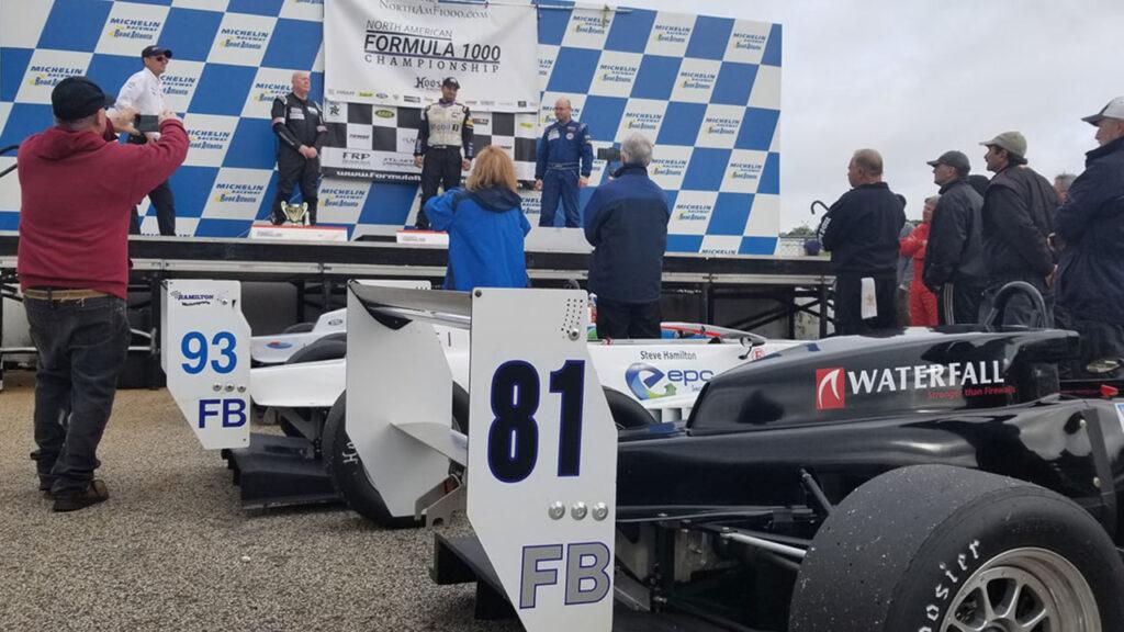 road atlanta podium win